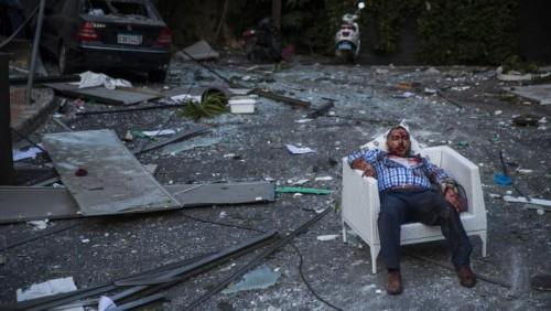 Apocalipsa în imagini la Beirut10