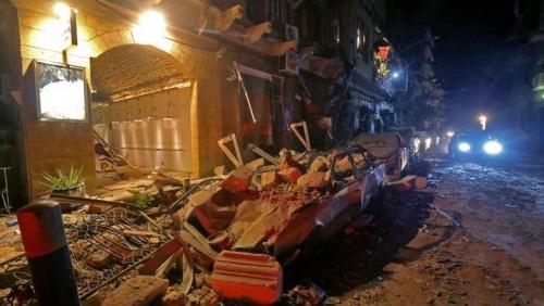 Apocalipsa în imagini la Beirut2