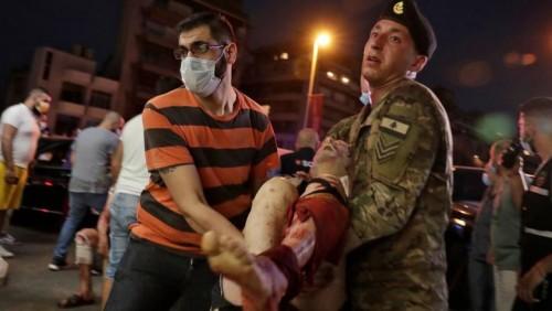 Apocalipsa în imagini la Beirut3