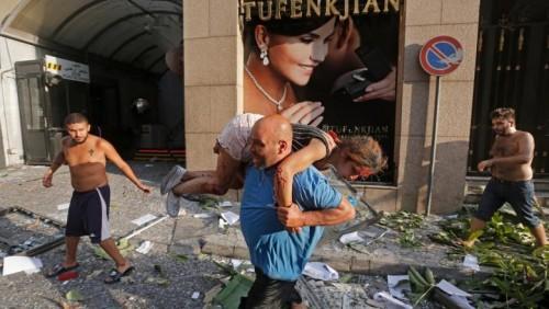 Apocalipsa în imagini la Beirut8