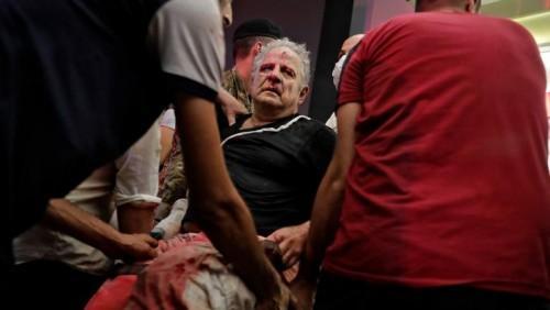 Apocalipsa în imagini la Beirut9