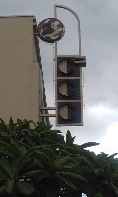 COSTA RICA ART DECO MARQUEE CALL CENTER